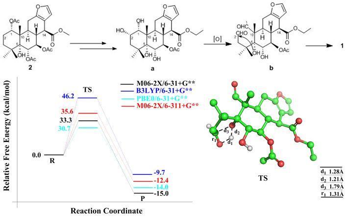 量子化学计算在天然产物结构确证中的应用