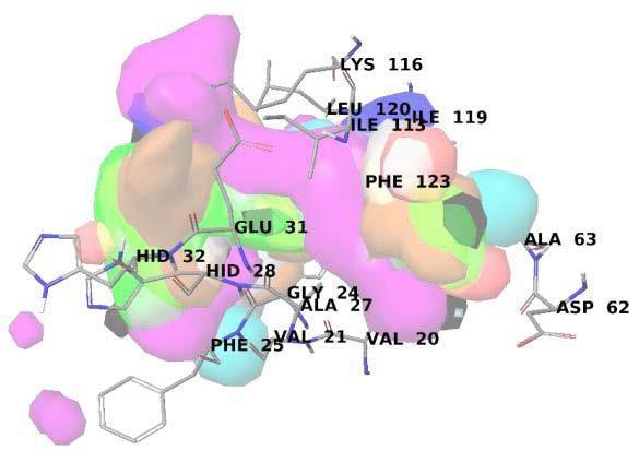 JCIM | 多种虚拟筛选技术组合发现新型5-脂氧合酶激活蛋白抑制剂