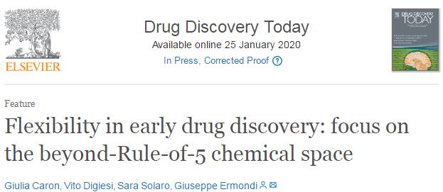 DDT | 药物设计中分子柔性的描述