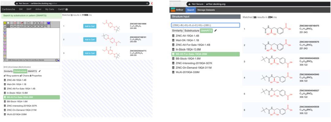 JCIM | 全球最大的筛选数据库ZINC20上线,新增数十亿分子及两大快速检索方法