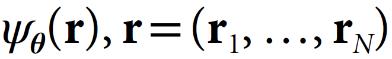 Nat Chem | 用深度学习方法求解薛定谔方程