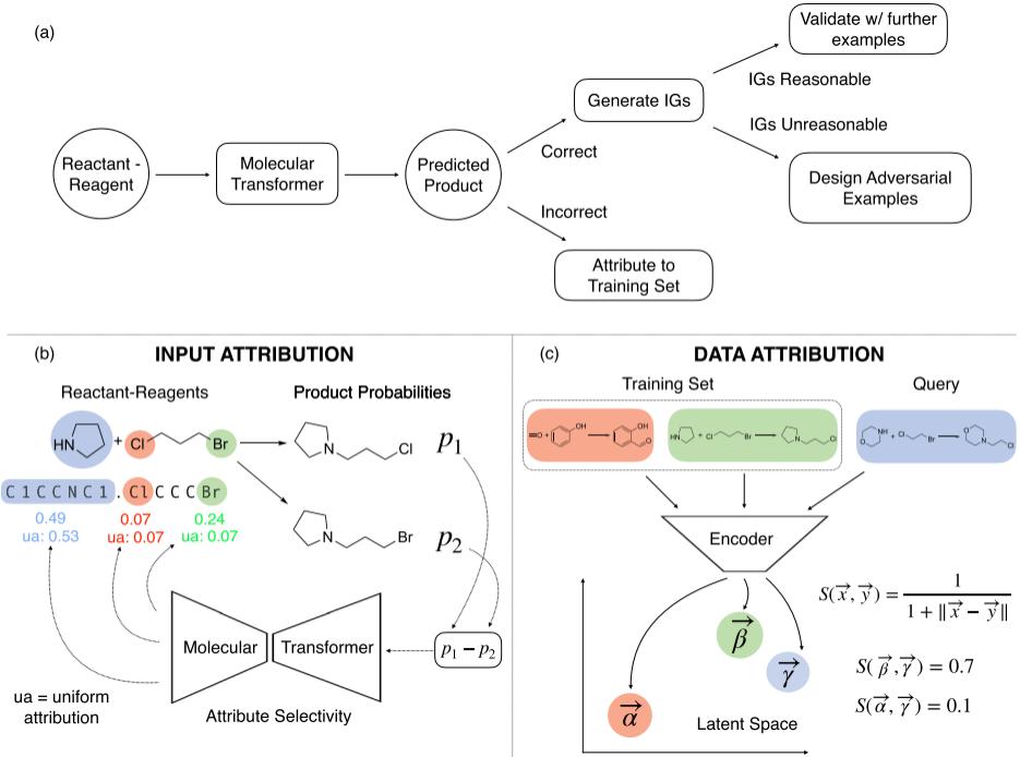 Nat. Commun. | 反应预测模型的定量解释与偏差